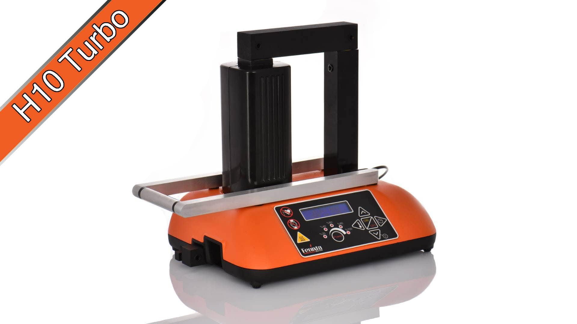 Fenixta H10 turbo rulman ısıtma cihazı (Carousel)