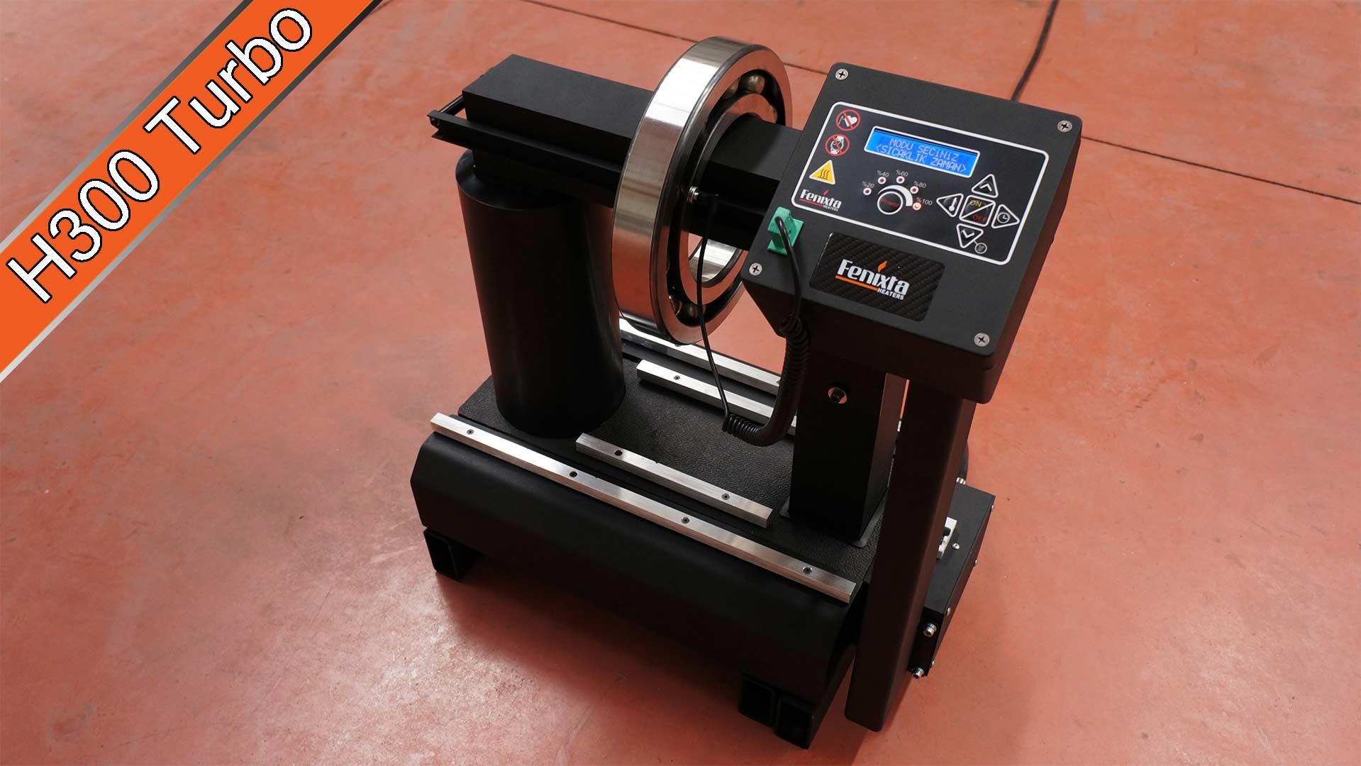 Fenixta H300 turbo bar kapalı (Carousel)